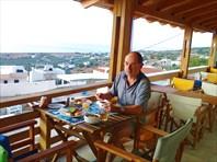 Завтрак с видом на море