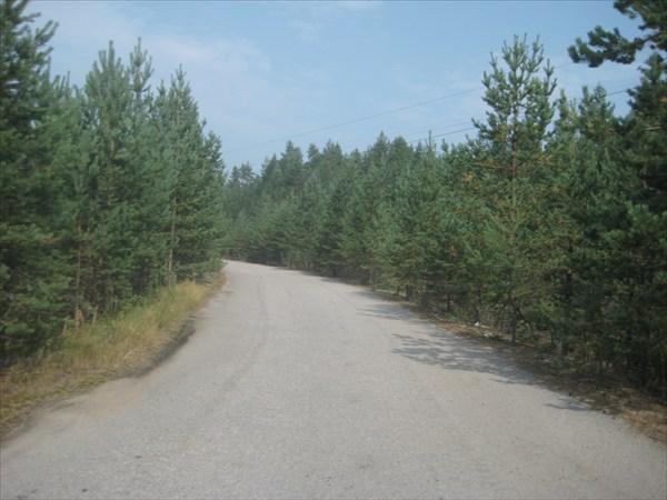 Дорога на Сяндебу