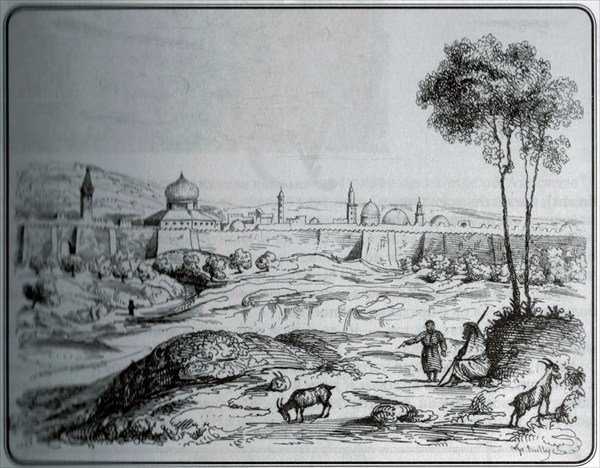 Стены Иерусалима