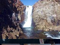 Водопад на Неразведанной