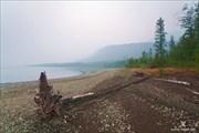 Берег озера Лама