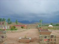 Гостиница в Бамиане, где мы жили.