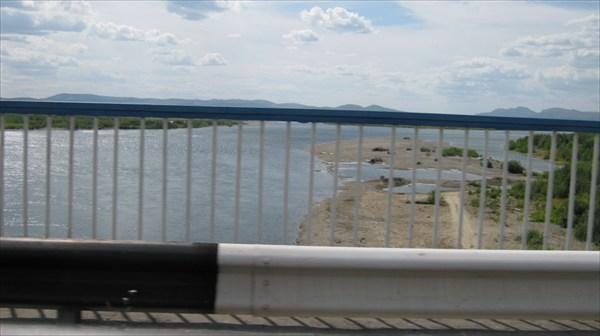 Мост через р.Туба