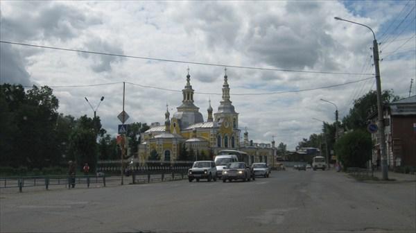 Г.Минусинск(в народе Помидоринск)
