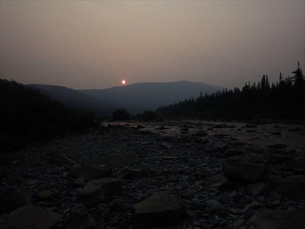 Река Мокрая Сыня