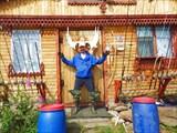 Дом егеря на реке Варчатывис