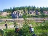 Река Тумбялава