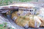 Термальные источники в Пуэнтэ дель Инка