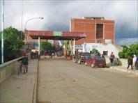 Пограничный переход Боливия-Аргентина