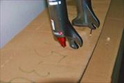 Управление отскоком вилки