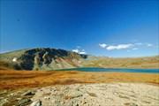 Озеро в верховьях реки мал. Ильгумень