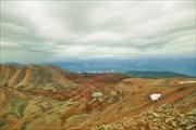 Долина р. Турунды с горы рядом к Кызыл-Кую