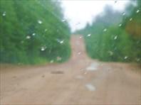 Дорога Северодвинск-г.Онега.