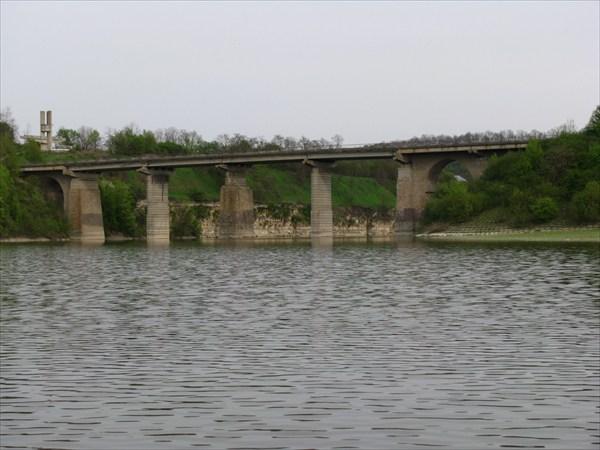за мостом - Днестр