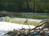 Сплав по реке Збруч