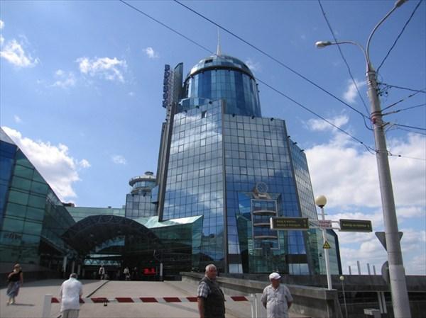 Ж/Д Вокзал в Самаре
