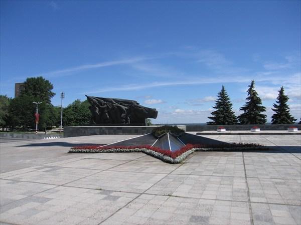 Ульяновск. Мемориал