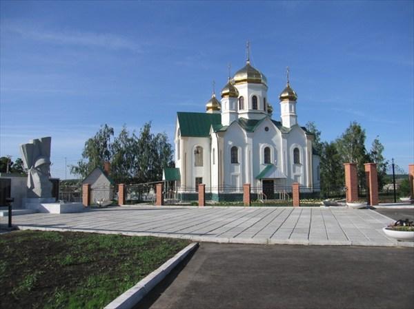 Церковь в Ундорах