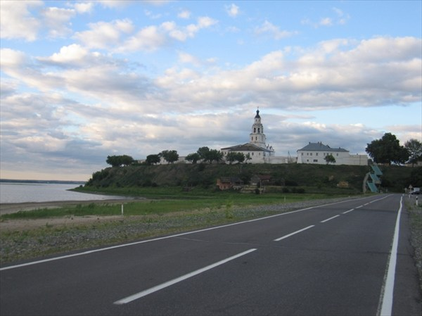 Свияжск (остров Буян)