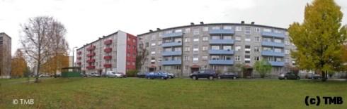 Таллин. Площадка моего детства