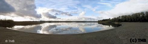 Таллин. Озеро Харку