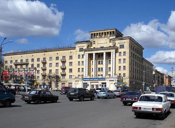 """Гостиница """"Смоленск"""""""