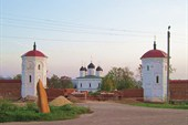 Троицкий Оптин монастырь