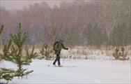 Катаемся в снег