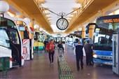 Севилья, автовокзал `Prado de San Sebastian`