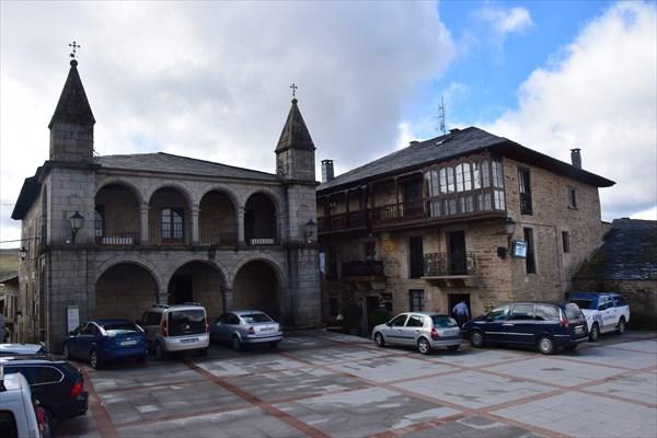 Верхняя часть города