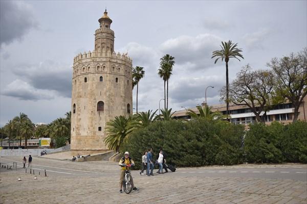 Севилья, Золотая Башня