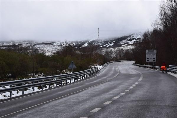 Среди снегов Кастилии
