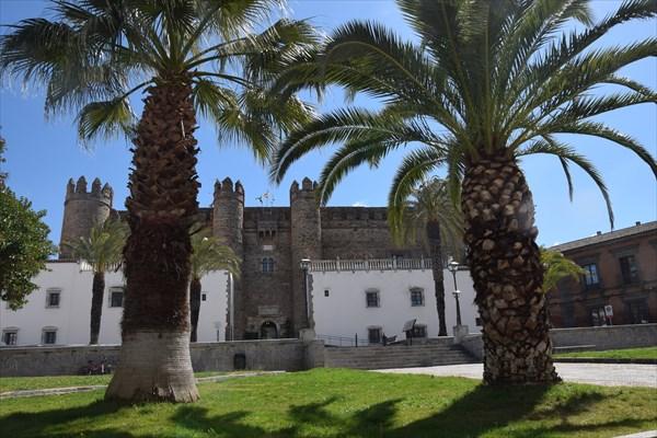 Замок в Сафре