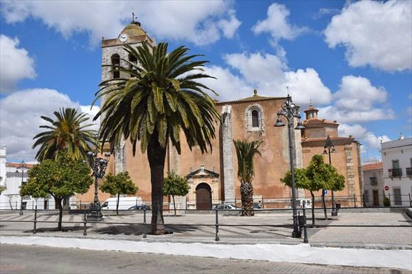 Церковь в Лос-Сантос-де-Маймона
