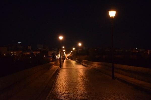 Римский мост в Мериде