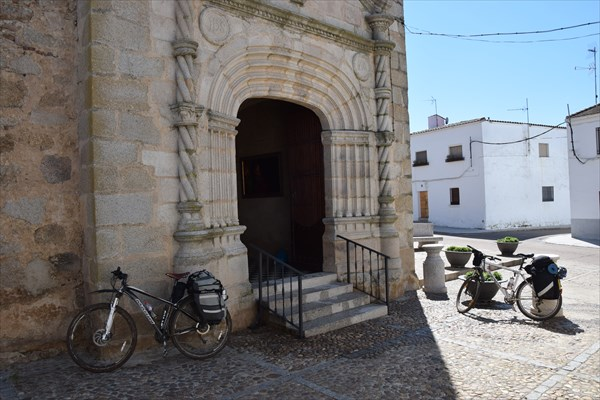 Церковь в Эль-Карраскалехо