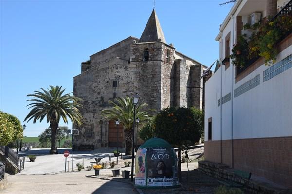 Церковь в Альхусене