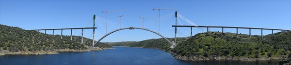 Строительство второго моста