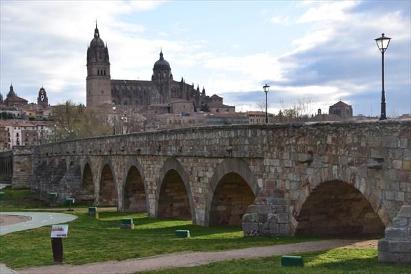 Римский мост, Саламанка