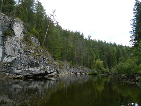 Скалы на Вагране