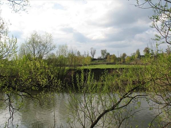Река Усожа.