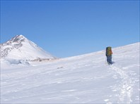 Лыжный поход 2 к.с. по Центральному Алтаю (Теректинский хр.)