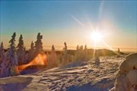 Лыжный поход на Южный Урал