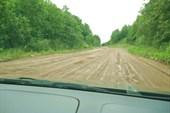 По дороге в Карелию...