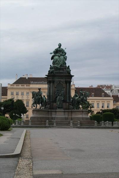 Памятник Марии Терезии (Вена)