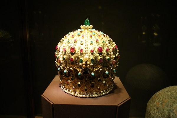 Корона Габсбургов (сокровищница Вены)