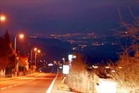 Теплице ночью