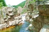 Водопад на р.Милоградовка.