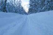 Лыжня в бесконечность
