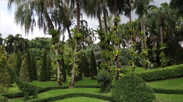 Тропический ботанический сад Нонг Нуч.